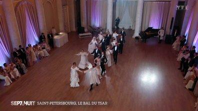 Dans les coulisses du bal du tsar de Saint-Pétersbourg