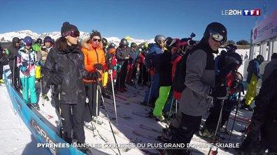 Dans les coulisses du plus grand domaine skiable des Pyrénées