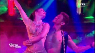 Danse Bollywood pour Rayane Bensetti et Denitsa Ikonomova sur « Knight Rider  Bhangra » (Punjabi MC)