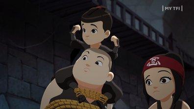 Mini Ninjas - S02 E19 - La Danse du Riz