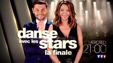 Sandrine Quétier et Christophe Beaugrand vous attendent pour la grande finale
