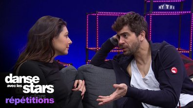 Agustin Galiana et Candice Pascal : on a tous quelque chose en nous de Johnny !