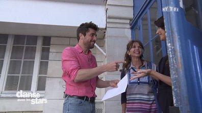 Agustín Galiana : surpris par Candice Pascal sur le tournage de Clem