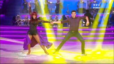 "Amel Bent et Christophe un paso doble sur ""Party Rock Anthem"" (LMFAO)"