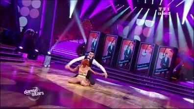 Baptiste Giabiconi et Fauve Hautot dansent un quickstep sur Moi je joue (Brigitte Bardot)