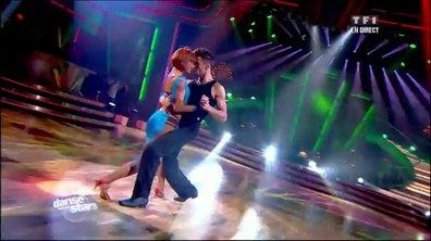 Baptiste Giabiconi et Fauve Hautot dansent un tango sur Sweat (Snoop Dogg)