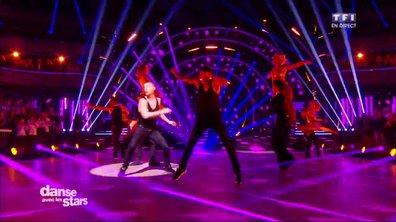 C'est parti pour le deuxième show de la saison 6, les danseurs pro mettent le feu sur « Sing Hallelujah » Dr Alban