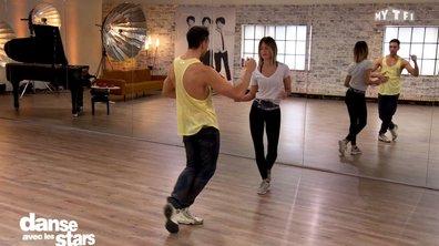 Caroline Receveur, danseuse brésilienne