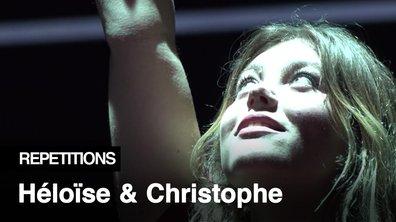Répétitions - Christophe Licata et Héloise Martin font le show !