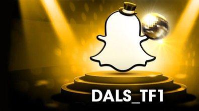 Suivez Danse avec les Stars 5 aussi sur Snapchat !