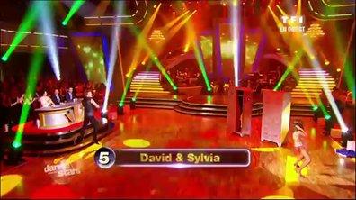 David Ginola et Silvia Notargiacomo dansent un cha-cha-cha sur Waka Waka (Shakira)