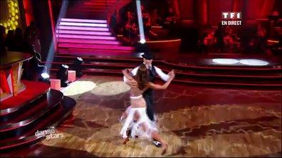 David Ginola et Silvia Notargiacomo dansent un quickstep sur Chicago