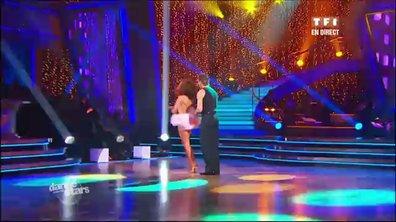David Ginola et Silvia Notargiacomo dansent une samba sur Crazy in Love (Beyoncé)