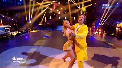 VIDEO – Revivez la première danse de Thierry Samitier dans « Danse avec les Stars »