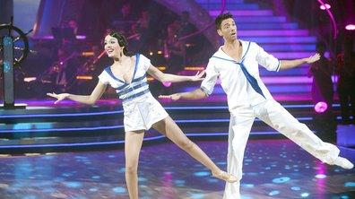 Sofia Essaïdi et Maxime, les notes du jury - Danse avec les stars
