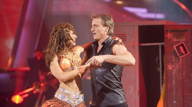 David Ginola et Silvia, les notes du jury - Danse avec les stars