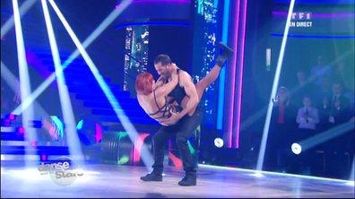 Emmanuel Moire et Fauve, un jive  en 2ème danse sur « C'est vraiment toi » (Téléphone)