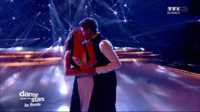 Epreuve Freestyle, l'ultime danse de Rayane Bensetti et Denitsa Ikonomova sur « My Way » (Paul Anka)