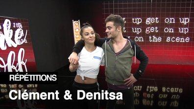 """Répétitions - """"Exactement, je reste ta coach"""" Clément Rémiens et Denitsa Ikonomova"""