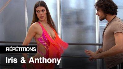 """Répétitions - """"Il faut que tu enflammes tout"""" Iris Mittenaere et Anthony Colette"""
