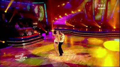 Francis Lalanne et Silvia Notargiacomo dansent une samba sur Alexandrie, Alexandra (Claude François)