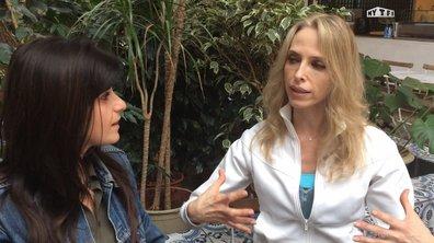 Tonya Kinzinger : « j'ai l'impression d'avoir des ailes ! »