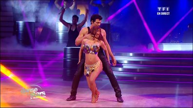 Taïg Khris et Denitsa, une salsa sur « Waka waka » (Shakira)