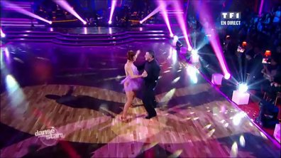 Jean-Marie Bigard et Fauve Hautot dansent une rumba sur The Time of My Life (Dirty Dancing)