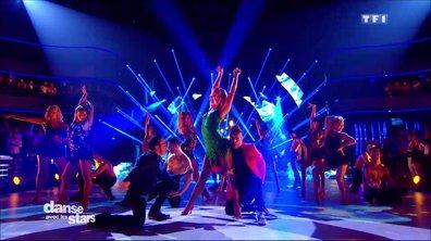 """Le jury et les danseurs pro dansent une Samba Bollywood sur """"Lean On"""""""