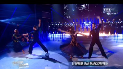 Laetitia Milot et Christian, défi valse en face à face sur « Man's world » (Christina Aguilera)