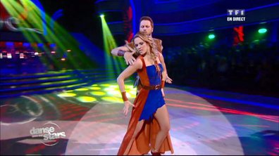 Lorie Pester et Christian , un paso doble sur « Prisoner of The Crusades »