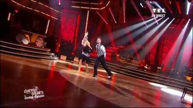 M. Pokora et Katrina Patchett dansent un charleston