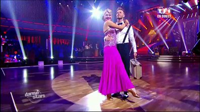 M.Pokora et Katrina Patchett dansent un quickstep sur We No Speak Americano (Yolanda Be Cool)