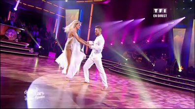 M. Pokora et Katrina Patchett dansent une rumba sur Angels (Robbie Williams)