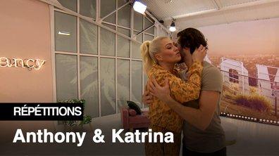 """Répétitions - """"Merci de me sauver la vie"""" Katrina Patchett, à la rescousse d'Anthony Colette"""