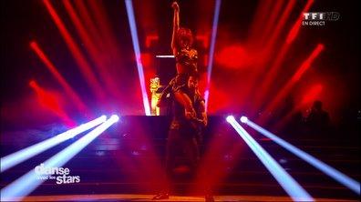 Une fusion Paso Doble / Samba pour Miguel Ángel Muñoz et Fauve Hautot sur « We Will Rock You » (Queen)