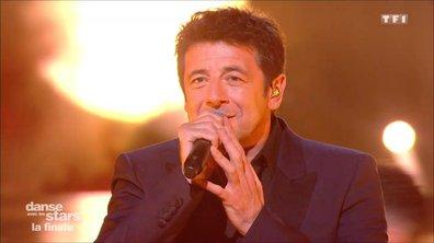 "Patrick Bruel : ""Pas eu le temps"" en live"