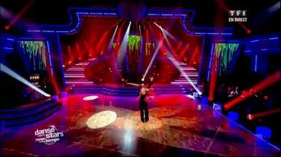 Philippe Candeloro et Candice Pascal dansent un tango sur Sexy Chick (David Guetta)