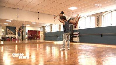 Répétitions – Clément Rémiens et Denitsa Ikonomova : un porté délicat pour samedi prochain
