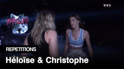 Répétitions – Y'a du fight dans l'air entre Iris Mittenaere et Héloïse Martin