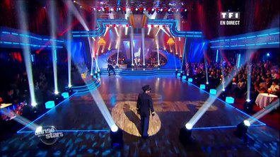 Rossy de Palma et Christophe Licata dansent un tango sur Toxic (Britney Spears)