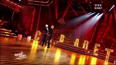 Sheila et Julien Brugel dansent un charleston sur Cabaret