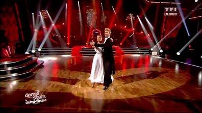 Sheila et Julien Brugel dansent un fox-trot sur I Wanne Be Loved By You (Marilyn Monroe)
