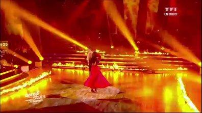 Shy'm et Maxime Dereymez dansent un paso doble sur España Cañi (Pascual Marquina Narro)
