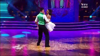 Shy'm et Maxime Dereymez dansent un quickstep sur le thème du Muppet Show