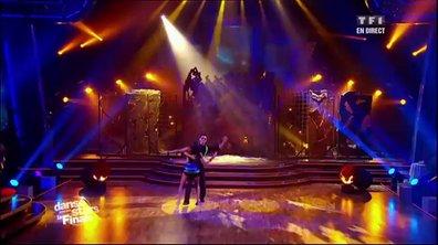 Shy'm et Maxime Dereymez dansent une samba sur Loca (Shakira)