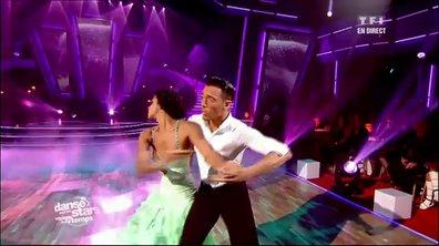 Shy'm et Maxime Dereymez dansent une valse viennoise sur Stop! (Sam Brown)