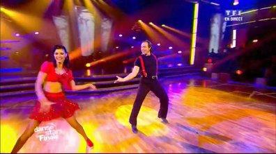 Philippe Candeloro et Candice Pascal dansent un freestyle sur Pas de boogie woogie (Eddy Mitchell)