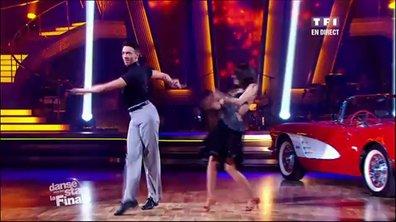 Sofia Essaïdi et Maxime Dereymez dansent un freestyle sur Last Dance (Donna Summer)