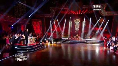 Sofia Essaïdi et Maxime Dereymez dansent un quickstep sur Diamonds are a Girl's Best Friends (Marilyn Monroe)